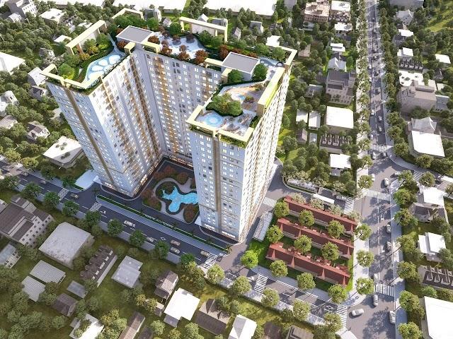 Dự án căn hộ Tecco Felice Homes Bình Dương
