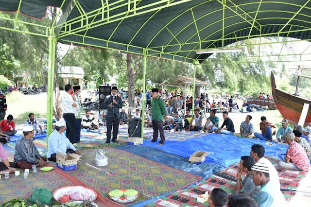 Peduli Nelayan, Darma Wijaya akan Hibahkan Kapal Patroli ke NelayanSerdang Bedagai