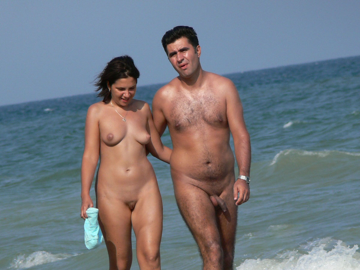 Indian couple nude beach pic — photo 6