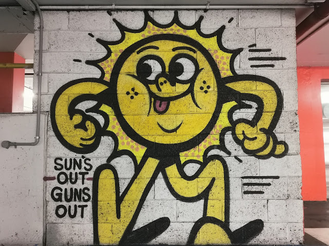 Street Art in Wollongong by 45rpm