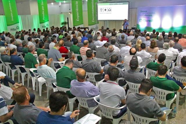Sicredi realiza 42 assembleias no Paraná e São Paulo