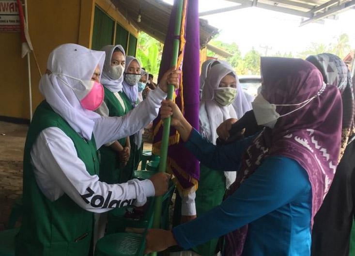 Tiga DPAC Perempuan Bangsa Waykanan Dilantik, Diyakini Akan Memperbesar Kiprah PKB