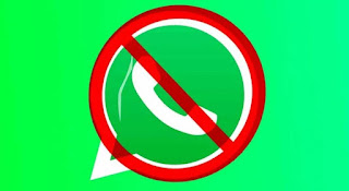 Blocco WhatsApp