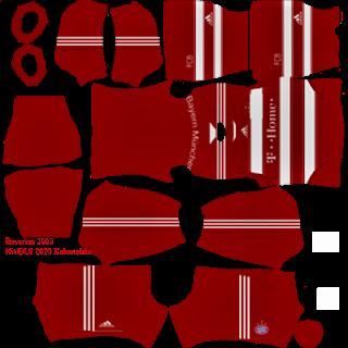 Bayern Munchen 07 DLS Kit 2020