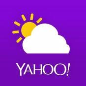 ايقونة تطبيق Yahoo Weather