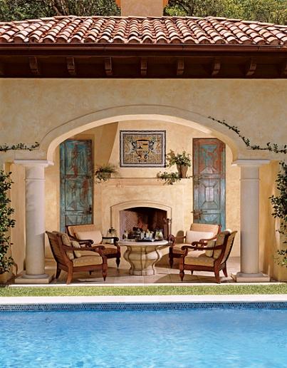 New Home Interior Design: History Renewed near San Antonio