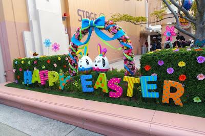 Easter at Universal Studios Japan
