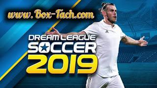 تحميل لعبة كرت قدم مهكرة Dream League Soccer 2019