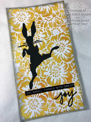 Sara Emily for The Funkie Junkie Boutique https://frillyandfunkie.blogspot.com/2020/01/saturday-showcase-tim-holtz-bouquet.html Tim Holtz Bouquet Curio Box Candy Box  and Card Tutorial 28