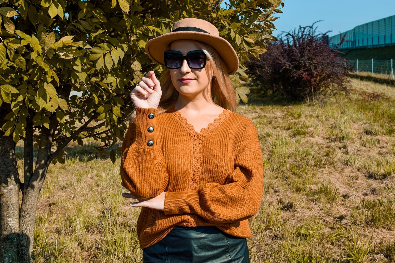Trzy swetry z Hotapei idealne na jesień