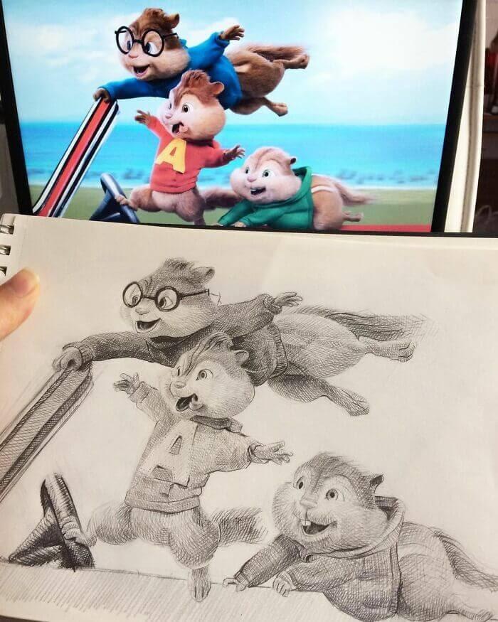 04-Alvin-and-the-Chipmunks-Samet-Turkan-www-designstack-co