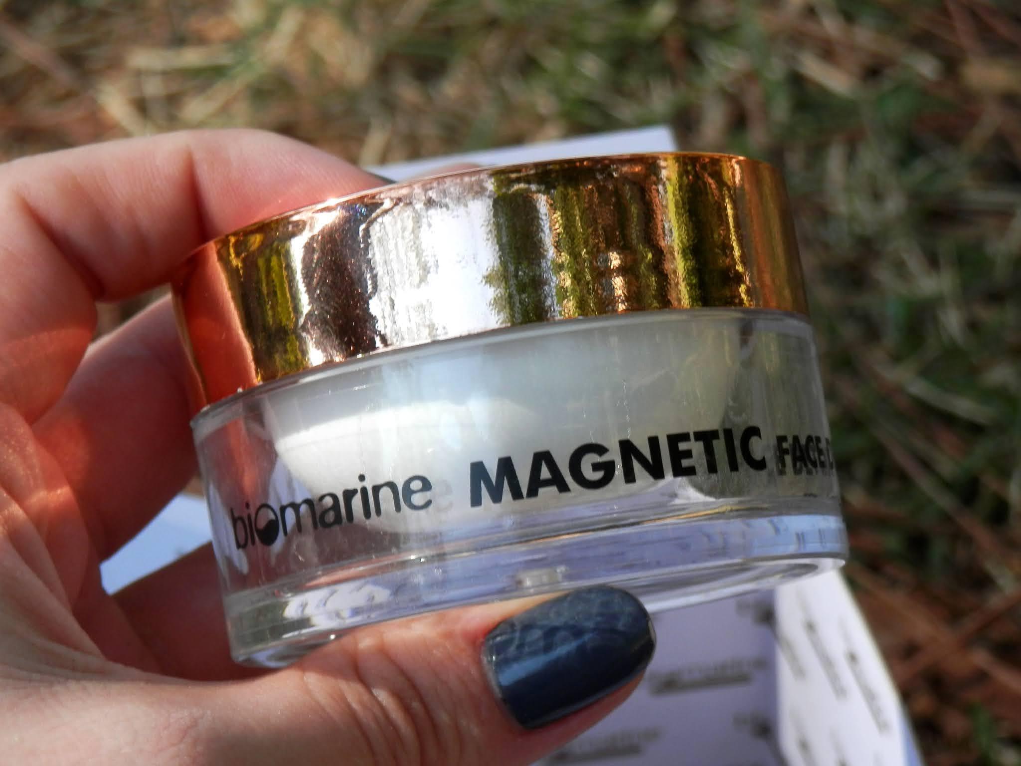 Rever C Magnetic Face Detox da Biomarine