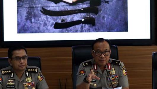 Skenario Teroris Ini Bikin Merinding, Ngebom Kota Padang di Tanggal 17 Agustus, Ini Titiknya