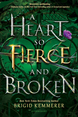 A Heart So Fierce and Broken by Brgid Kemmerer