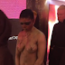 Video: A completely naked woman at the 3 thrones music concert in Lagos
