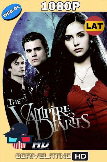 The Vampire Diaries Temporada 01 NF WEB-DL 1080p Latino-Ingles MKV