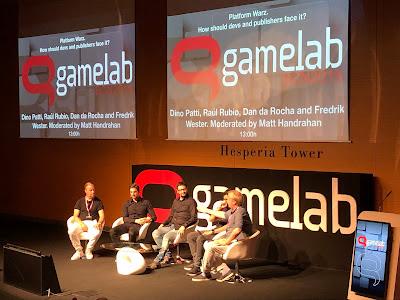 gamelab 2019, dino patti