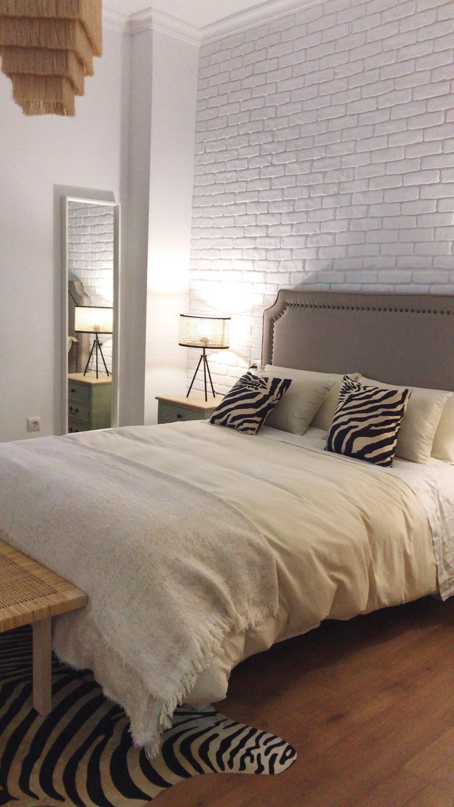 Proyecto decoración dormitorio