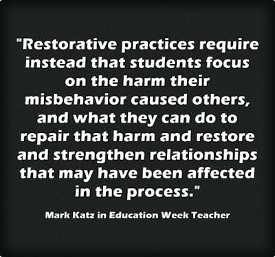 Restorative Practices Quotes