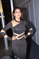 Pranitha Subhash in a skin tight backless brown gown at 64th Jio Filmfare Awards South ~  Exclusive 107.JPG