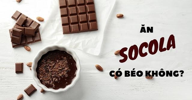 an socola co beo khong