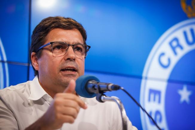 Novo áudio vazado de Itair Machado coloca ainda mais fogo no bagunçado Cruzeiro