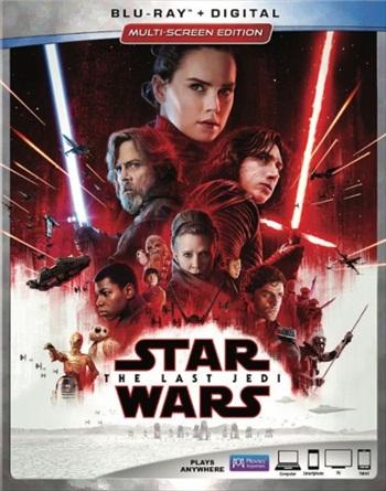 Star Wars The Last Jedi 2017 Dual Audio ORG Hindi Bluray Full 300mb Download