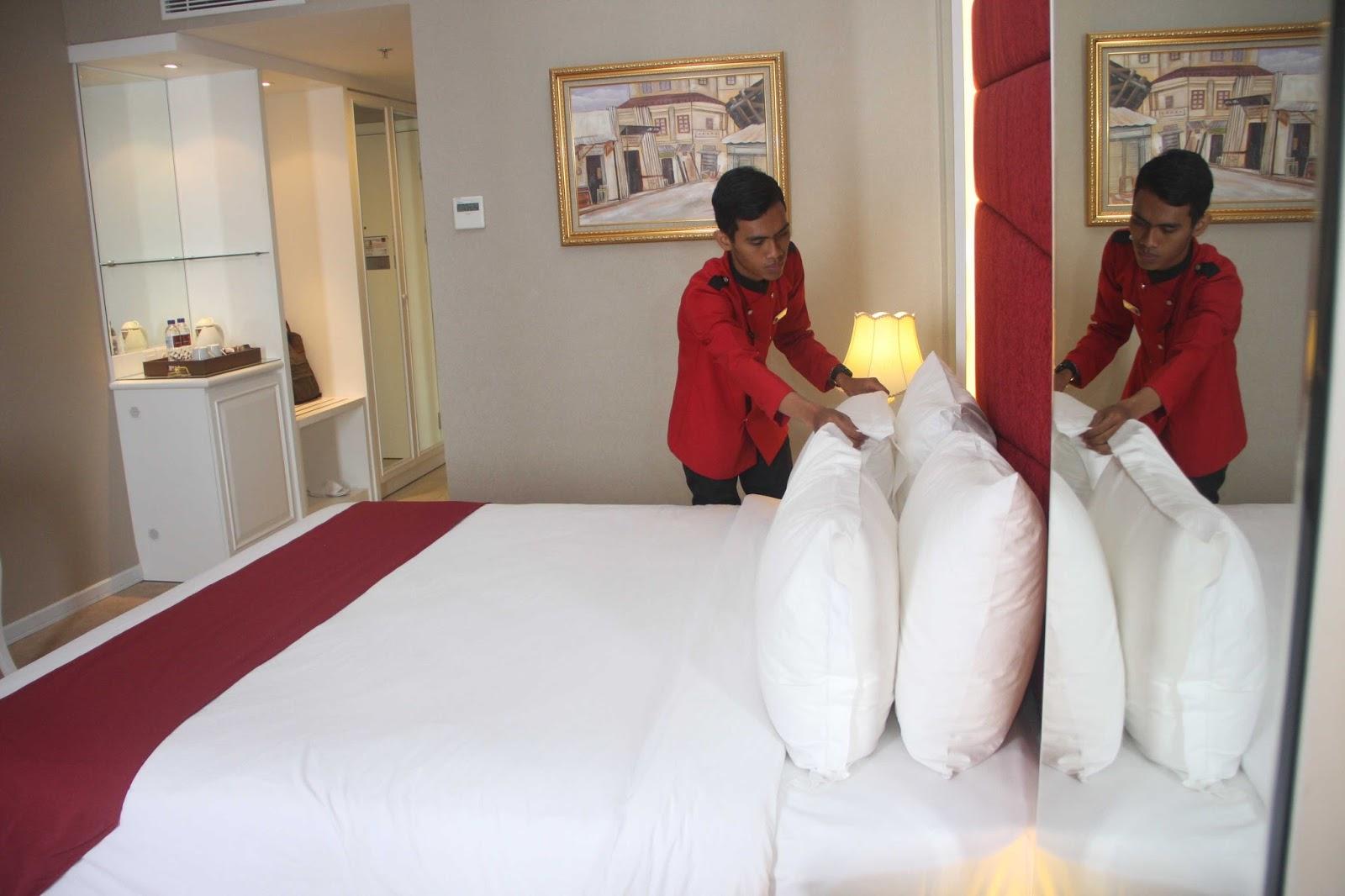 Hotel Rich Palace Surabaya Berkonsep Neoklasik Arek Lumajang