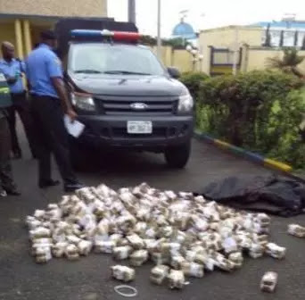 Missing N100M :N60M recoverd from bullion van found in Port Harcourt supermarket premises