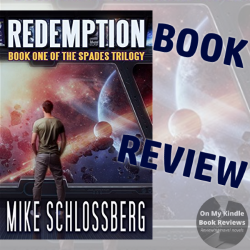 REDEMPTION BY MIKE SCHLOSSBERG, Reviewed by Charity at On My Kindle Book Reviews