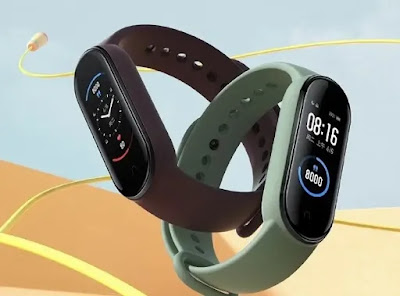 Amazfit Band 5 Renders On US FCC Site, Tips With AMOLED Display and 5ATM Water Resistance