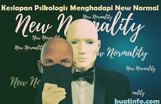 Buat Info - Kesiapan Psikologis Dalam Menghadapi New Normal Life