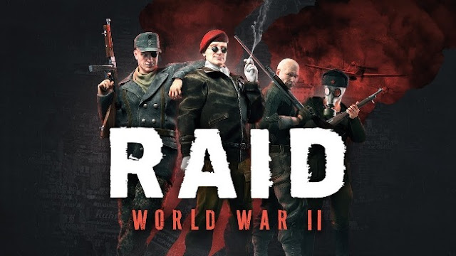 RAID-World-War-II-The-Countdown-Raid-Free-Download