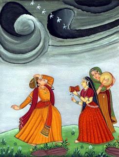 Pahari Styles of Painting - Himachal Pradesh General Studies
