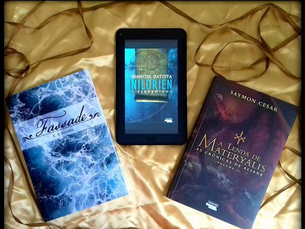 Os Escritores, os livros e o RPG, o principio das histórias.
