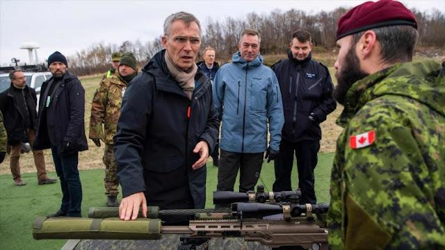 OTAN se gasta en 2018 más de $ 250 000 millones en nuevas armas
