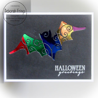 Halloween Greetings sq - photo by Deborah Frings - Deborah's Gems