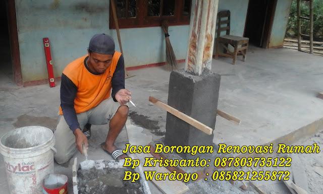 jasa kontraktor renovasi rumah di Solo
