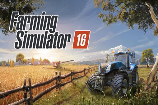 Download Farming simulator 16 for Android Gratis