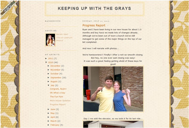 I Ve Been Wanting To Create A Design Blog For Quite While Now So Here It Is At Just Touch Of Gray S