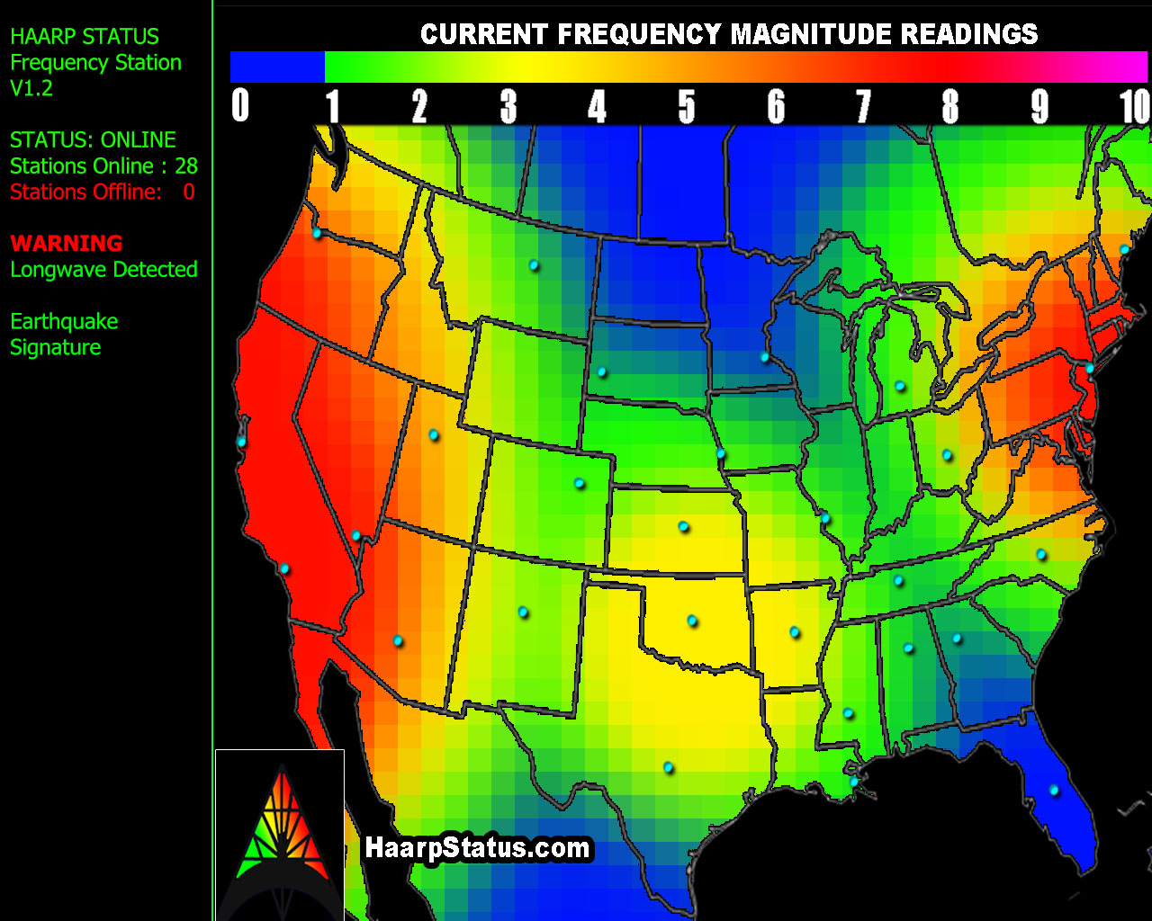 The Vatic Project: UPDATE: BOTH HAARP AND CHEMTRAILS - 7.4 ...