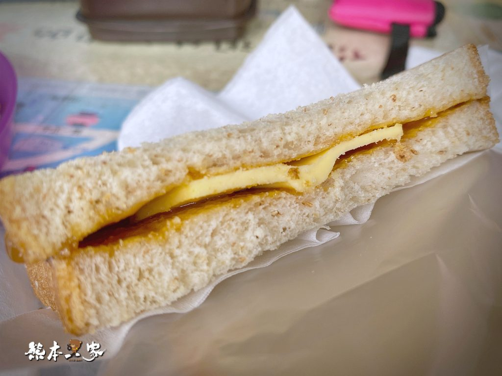 志業早餐古早厚蛋餅|鶯歌居然也有馬來西亞風味早餐哩~二橋國小對面