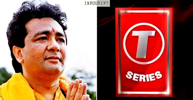 T series: witness the rise of the International pride of India from a local cassette vendor to the world's most subscribed YouTube channel... all credits to the godfather, Gulshan Kumar