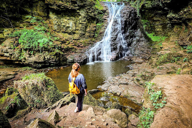 Hareshaw Linn, Northumberland, the thoughts of a woman who craves to travel, mandy charlton, photographer, writer, blogger