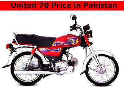 United 70 Price in Pakistan