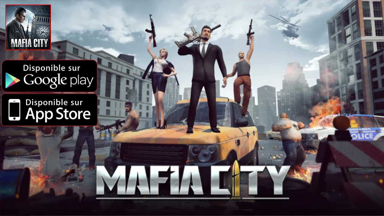 تحميل لعبة Mafia City للاندرويد أخر اصدار مع قائمة الغش برابط مباشر