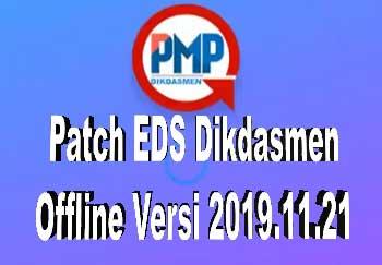 Download dan Instal EDS Offline Patch 2019.11.21