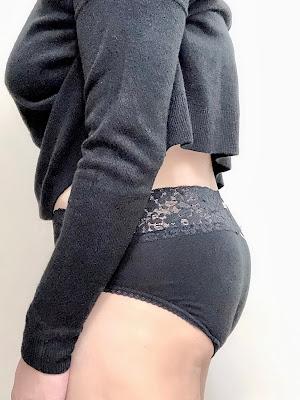 Anden Hud 蕾絲系列浪漫風格內褲