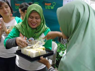 potong kue blogger crony