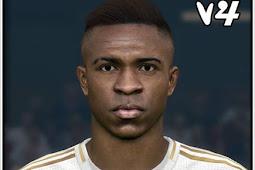 Vinicius Junior New Face Vol.4 - PES 2017
